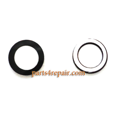 Camera Lens with Adhesive for Sony Xperia ZR M36H from www.parts4repair.com