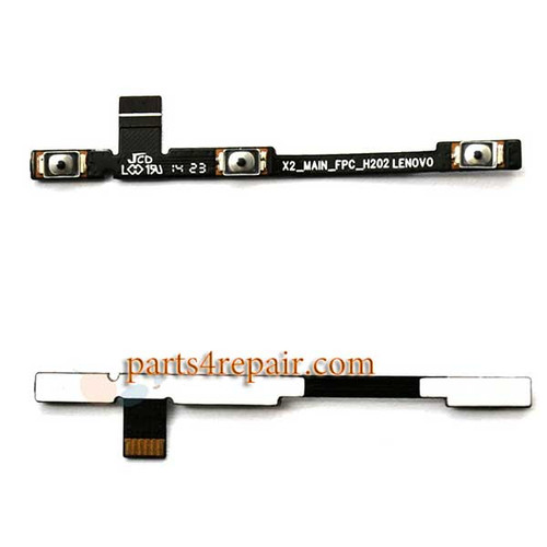 Side Key Flex Cable for Lenovo Vibe X2