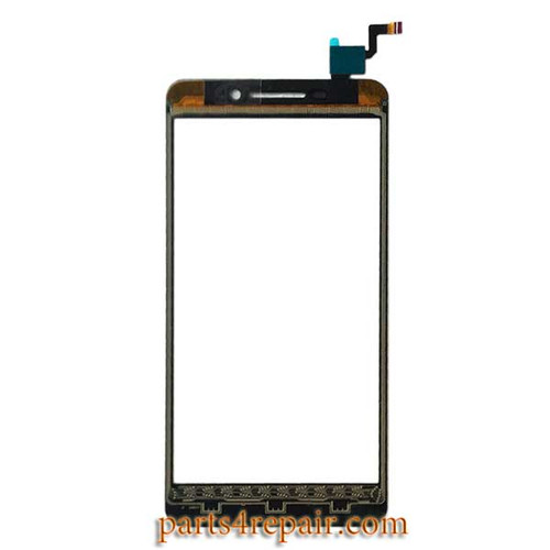 Digitizer Replacement for Lenovo A5000 - Black