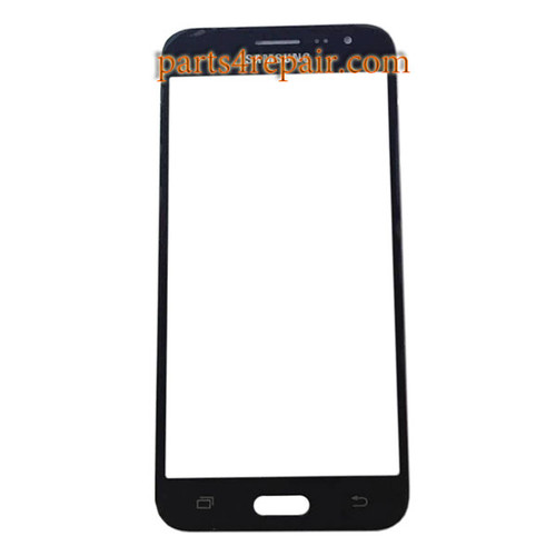 Front Glass OEM for Samsung Galaxy J3 (2016) All Versions -Black