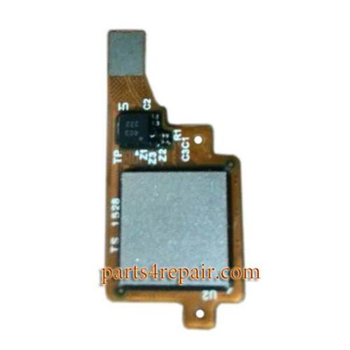 Fingerprint Sensor Flex Cable for Huawei Honor 7 -Gold
