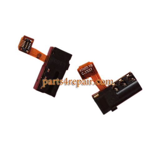 Earphone Jack Flex Cable for Huawei Honor 7I