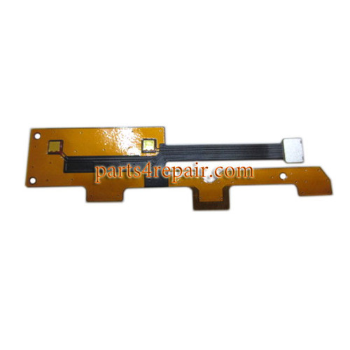Keypad Light Flex Cable for ZTE Nubia Z7 MAX NX505J from www.parts4repair.com