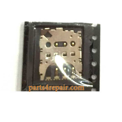 SIM Card Reader for Motorola Moto G (3rd Gen) from www.parts4repair.com