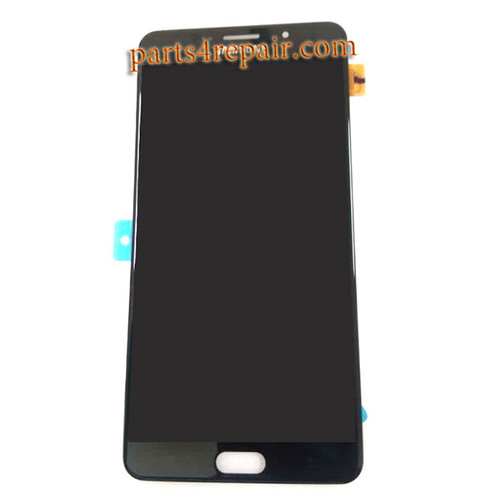 Complete Screen Assembly for Samsung Galaxy A9 (2016) -Black