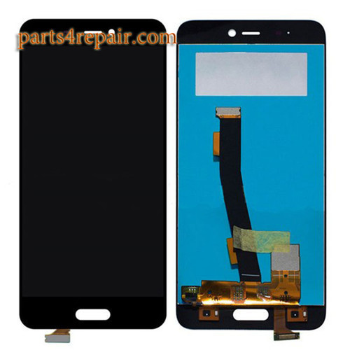 Complete Screen Assembly for Xiaomi Mi 5 -Black