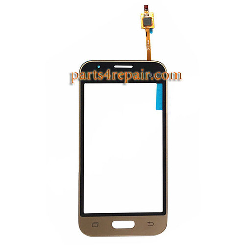 Touch Screen Digitizer for Samsung Galaxy J1 Nxt (J1 mini) -Gold