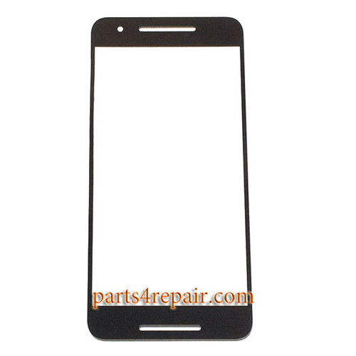 Front Glass OEM for Huawei Nexus 6P