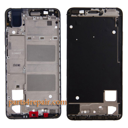 Middle Housing Cover with Side Keys for Huawei Honor 7i from www.parts4repair.com