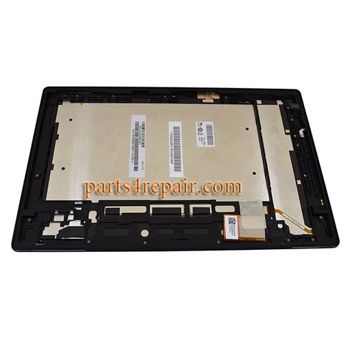 LCD Screen and Digitizer Assembly for Sony Xperia Tablet Z