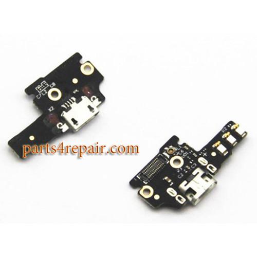 Dock Charging PCB Board for ZTE Nubia Z9 mini NX511J
