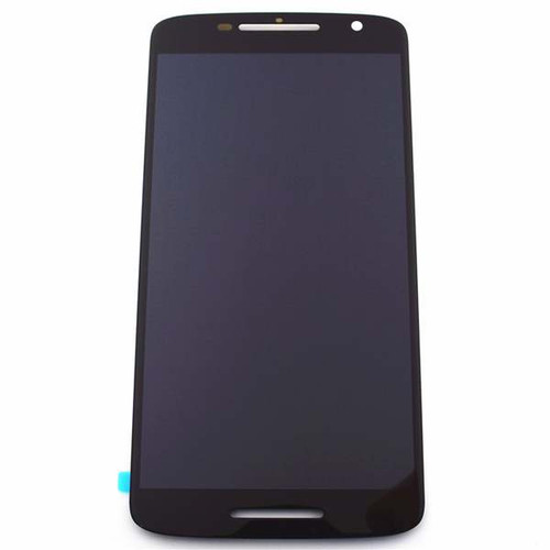 Complete Screen Assembly for Motorola Droid Maxx 2 XT1565 -Black