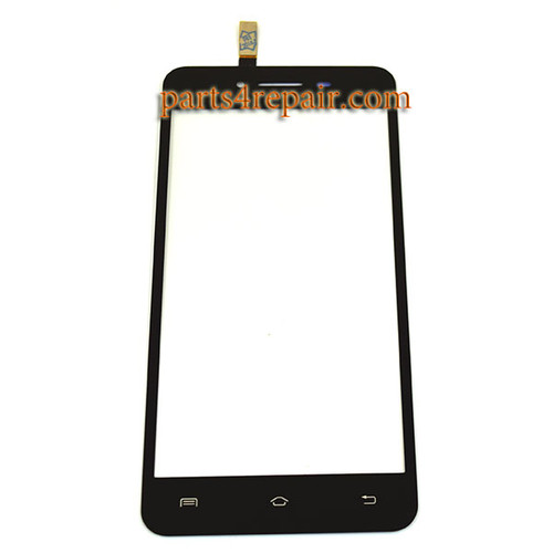 Touch Screen Digitizer for Vivo Y35 -Black