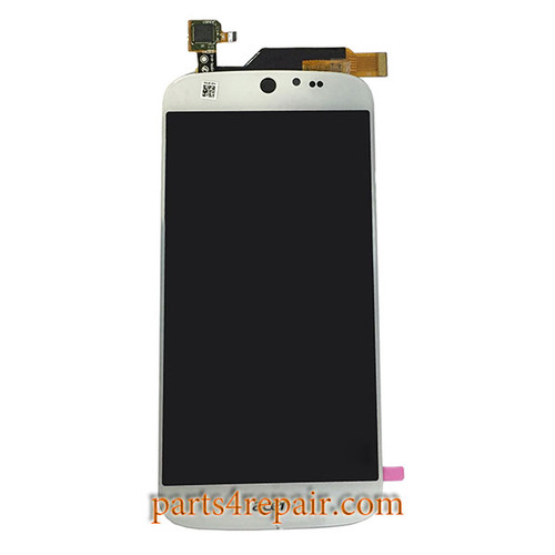 Complete Screen Assembly for Acer Liquid Jade S55 from www.parts4repair.com
