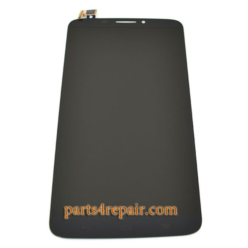 Complete Screen Assembly for Alcatel One Touch Hero 8020