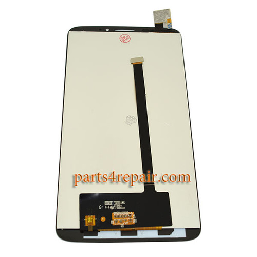 LCD Screen and Digiitzer Assembly for Alcatel One Touch Hero 8020