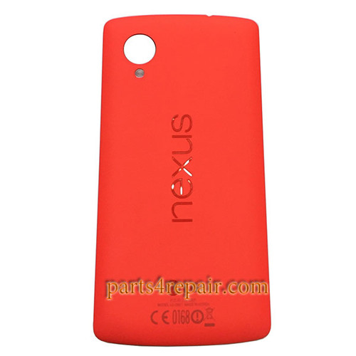 Back Cover for LG Nexus 5 D820