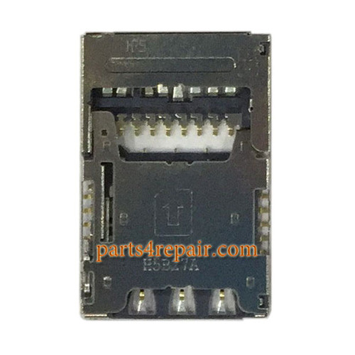 SIM Card Reader for LG K10 from www.parts4repair.com