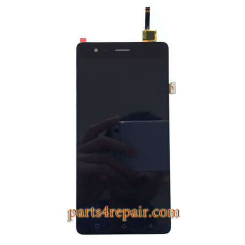 Complete Screen Assembly for Lenovo K5 Note from www.parts4repair.com