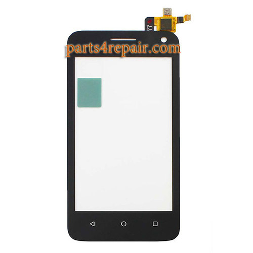 Touch Screen Digitizer for Huawei Y360 -Black