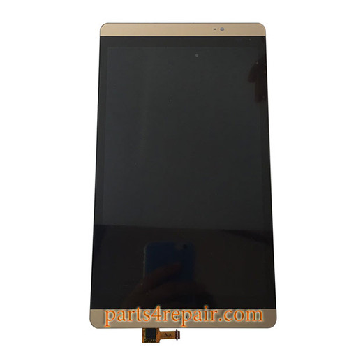 LCD Screen and Digitizer Assembly for Huawei MediaPad M2 8.0