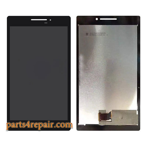 Complete Screen Assembly for Asus ZenPad 7.0 Z370CG -Black