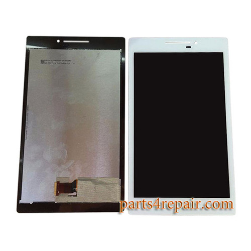 Complete Screen Assembly for Asus ZenPad 7.0 Z370CG -White