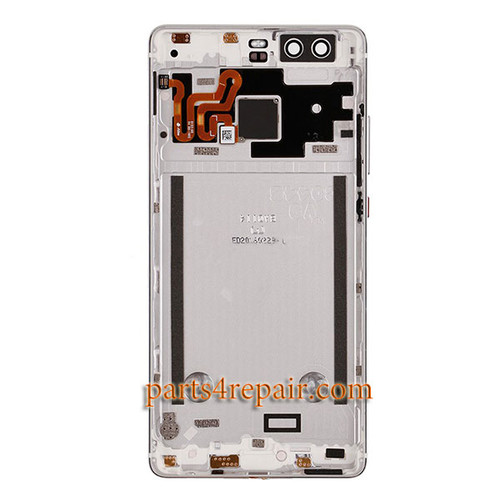 Back Housing Cover with Side Keys for Huawei P9 EVA-L09