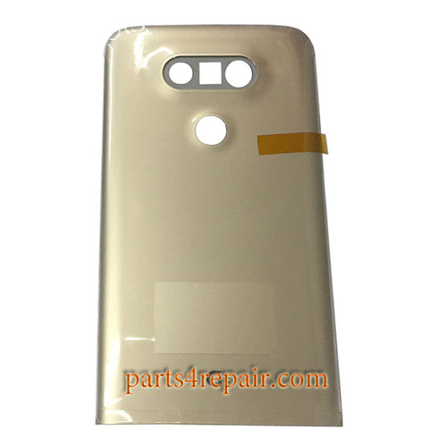 Back Housing without Bottom Cover for LG G5 H850 H840 -Gold