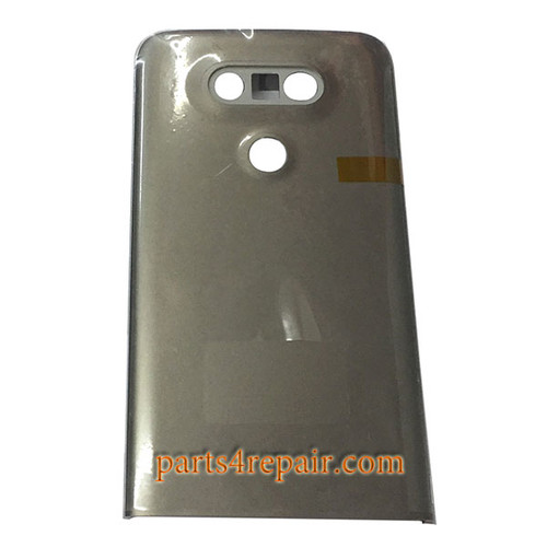 Back Housing without Bottom Cover for LG G5 H850 H840 -Gray