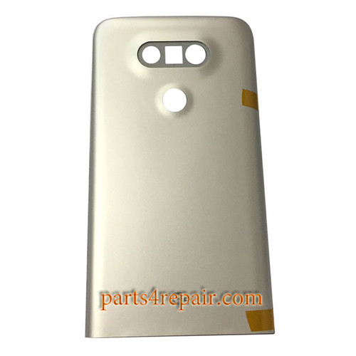 Back Housing without Bottom Cover for LG G5 H850 H840 -Silver