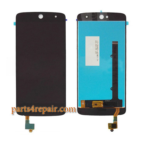 Complete Screen Assembly for Acer Liquid Zest Z525 from www.parts4repair.com