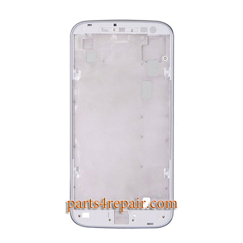 Front Housing Cover for Motorola Moto G4 from www.parts4repair.com