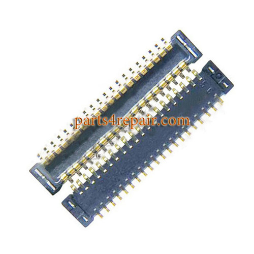 40pin LCD FPC Connector for Samsung Galaxy A5 from www.parts4repair.com