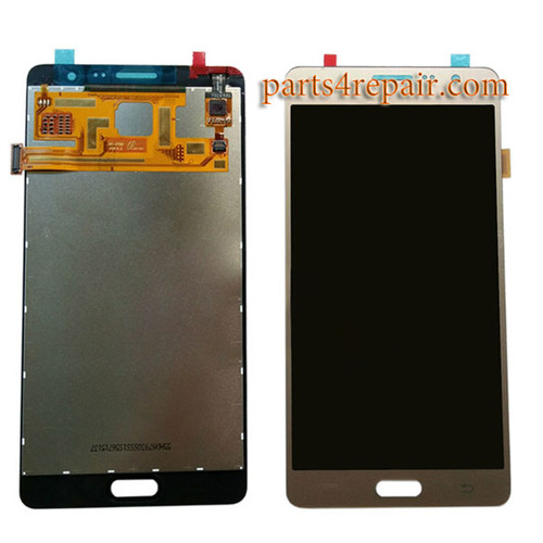 Complete Screen Assembly for Samsung Galaxy On5 G5500 -Gold