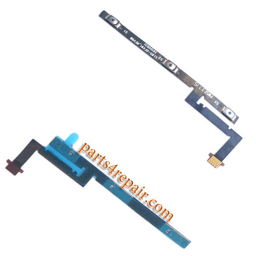 Side Key Flex Cable for Letv Le 1S X500 from www.parts4repair.com
