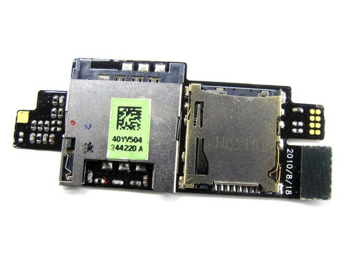 HTC Desire HD A9191 SIM Card Socket Flex Cable