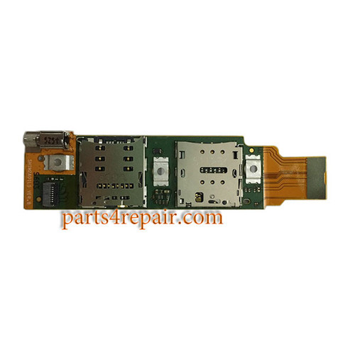 SIM Connector Flex Cable for Huawei MediaPad M2 10.0