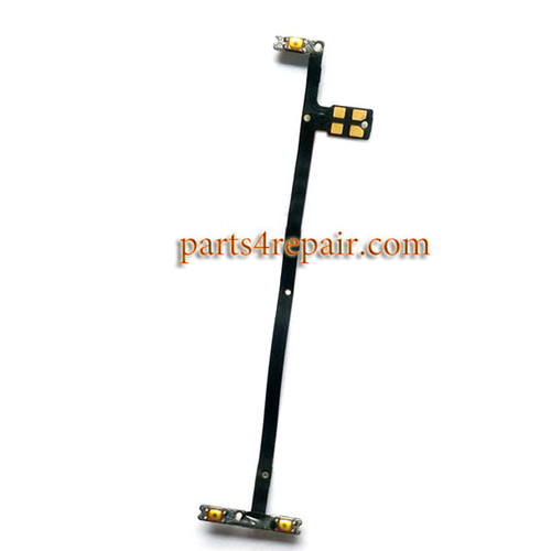 Side Key Flex Cable for Oneplus 3 from www.parts4repair.com