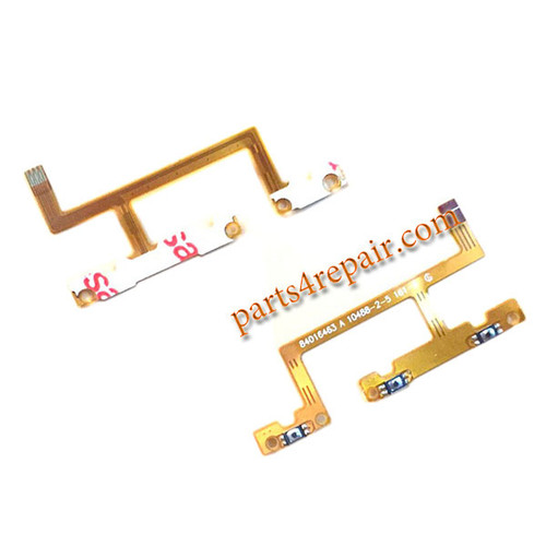 Side Key Flex Cable for Motorola Moto X Play
