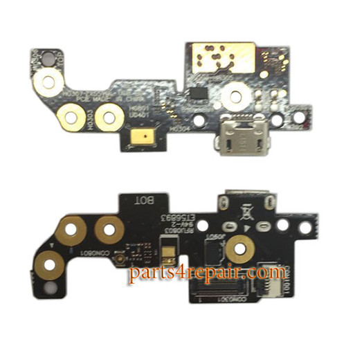 Dock Charging Flex Cable for Asus Zenfone Zoom ZX551ML