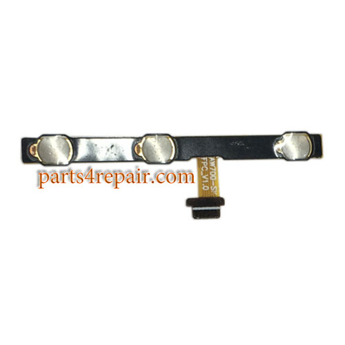 Side Key Flex Cable for Asus Zenfone Go ZB452KG