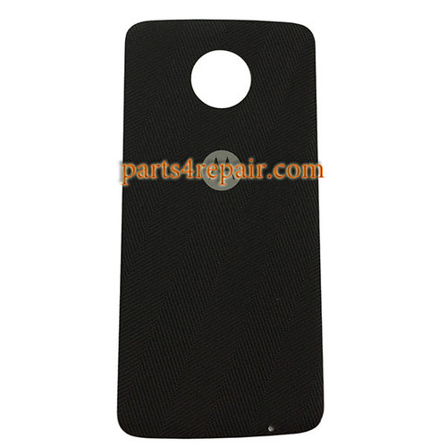 Back Case Nylon for Motorola Moto Z XT1650 -Black