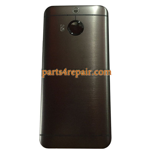 Back Housing Cover for HTC One M9 + (M9 Plus) -Black