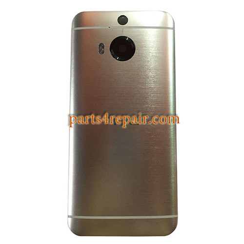Back Housing Cover for HTC One M9 + (M9 Plus) -Gold