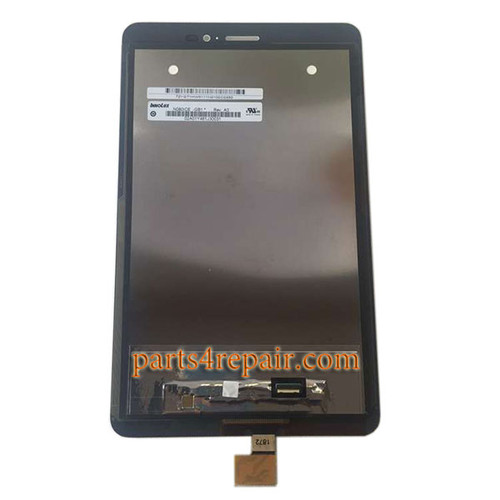 LCD Screen and Digitizer Assembly for Huawei MediaPad T1 8.0 S8-701U