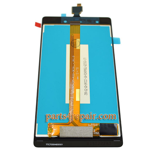 Wiko Pulp LCD Screen and Touch Screen Assembly