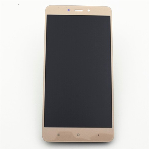 Complete Screen Assembly for Xiaomi Redmi Note 4 -Gold