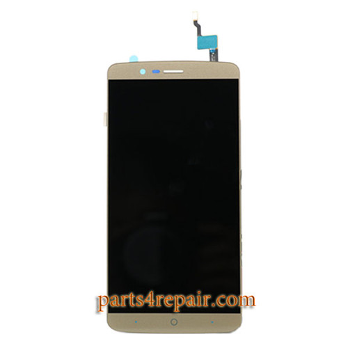 Complete Screen Assembly for Elephone P8000 -Gold