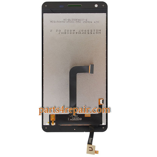 CUBOT X15 LCD Screen and Digitizer Assembly